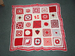 'Strawberry Delight' -  Thanks to everyone who have contributed Squares! 'Please add note'