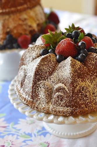 7 Up Bundt Cake