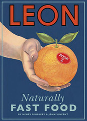 Leon cookbook cover