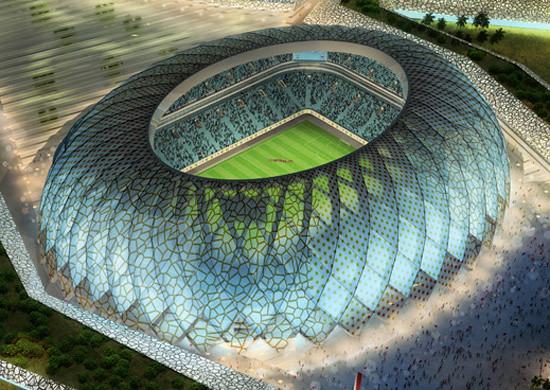 Qatar estadio Al Wakrah FIFA Mundial de Fútbol 2022
