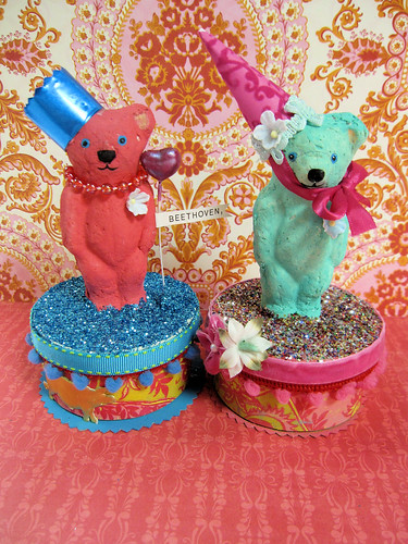 Party Bear Boxes!