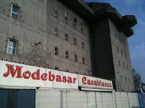 Modebasar Casablanca