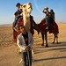 one of our camel guides