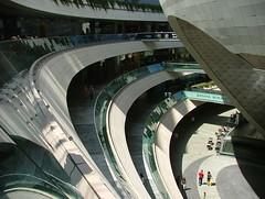 Kanyon Shopping Mall, Istanbul_004 (Tortosky) Tags: architecture istanbul shoppingmall architettura centrocommerciale kanyon
