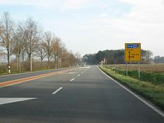 IMG_5589 (European Roads) Tags: road germany deutschland highway 21 strasse autobahn expressway borken isselburg rhede bocholt dlmen bundesstrasse reken b67 bundesstrase