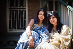 Girls in veranda (RummanAhmed) Tags: lia veranda moutushi