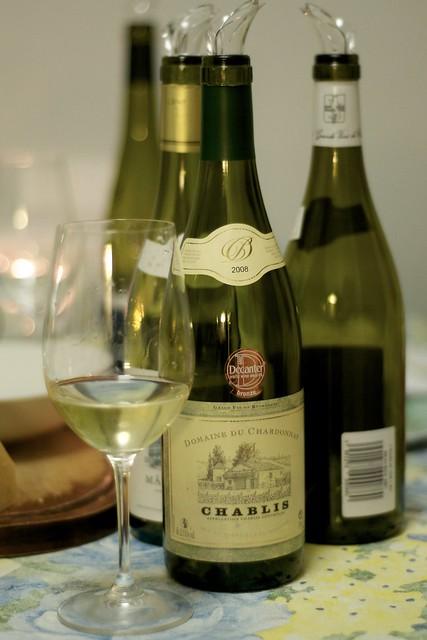 2008 Domaine du Chardonnay