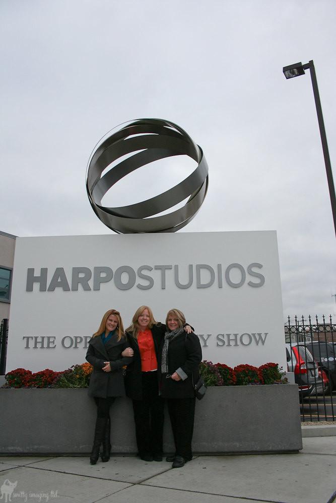 Harpo Studios, The Oprah Winfrey Show!