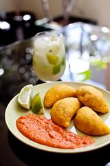 Empanada + Mojito (Abstract Gourmet) Tags: colombian jazz perth mojito wa empanada ellington