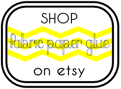 Etsy Shop Link Yellow