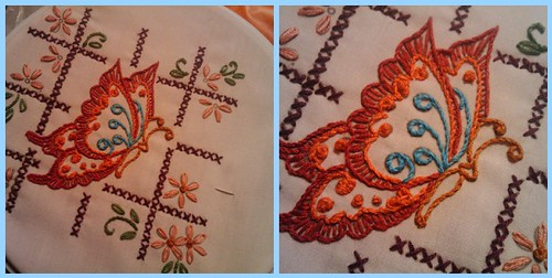 Mom's Embroidery
