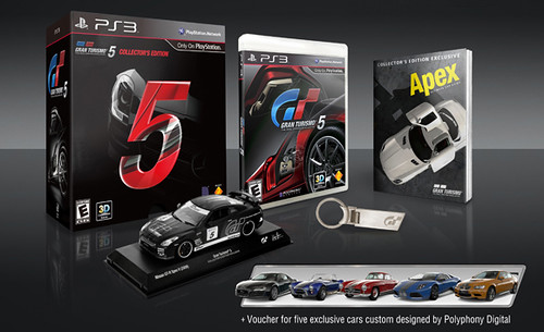 Gran Turismo 5: Collector's Edition for PS3