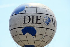 Morra Austrália / Die Australia