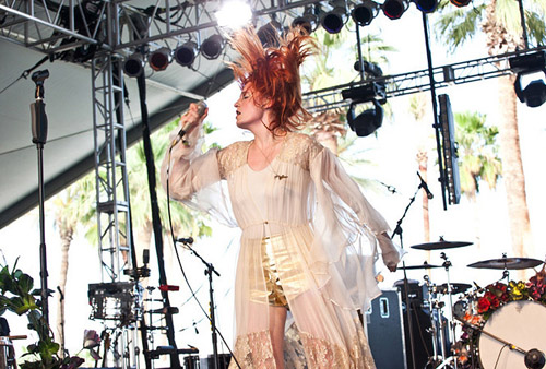 Florence & The Machine.