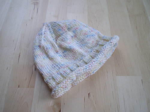 Hat for Cheryl's baby