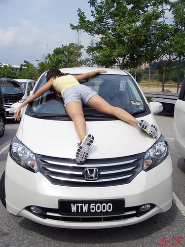 Freed Honda Rebecca