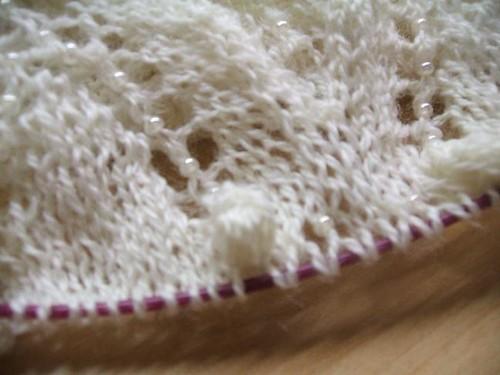 Aeolian shawl - nupps