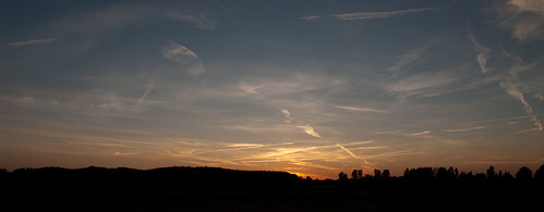 Rügeneindrücke - Sonnenuntergang