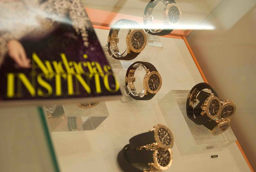 Presentación del reloj benéfico SOS Limited Edition, de Folli Follie
