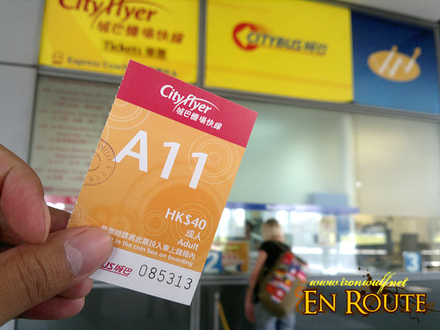 CityFlyer Bus Ticket to Central