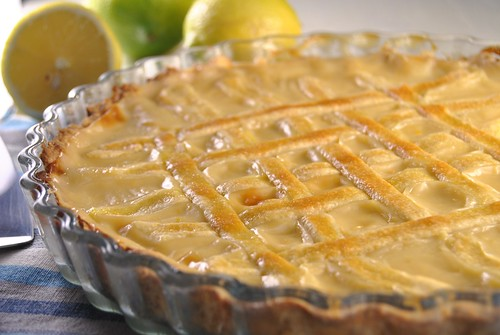 Crostata with Lemon Cream