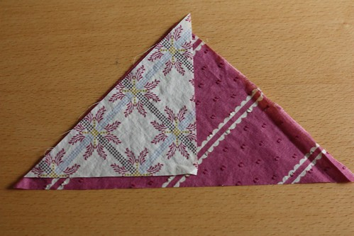 Zig Zag Alignment Before Sewing