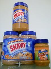 Skippy Super Crunch Peanut Butter 001