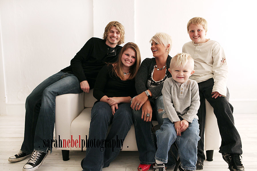 13 . the smith family .
