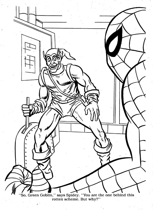 marvel christmas coloring00037