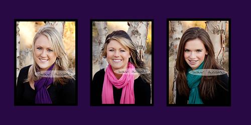 Sisters purple