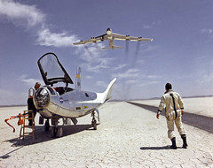 1969 ... lifting body tests- Edwards (x-ray delta one) Tags: mars illustration vintage mercury space astronaut nasa 1950s skylab scifi lifemagazine 1960s outerspace tomorrowland apollo gemini mir cosmonaut vostok thefuture aerospace cccp saturnv soyuz worldoftomorrow spacerace spaceexploration magazineillustration wernervonbraun robertmccall chesleybonestell willieley