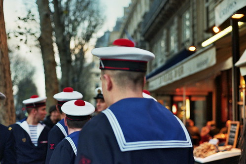 Sailors in Paris