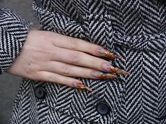 Tigrisliliom (mkrm minta) / Tiger Lily (artificial acyrlic nails) (Krmnfont (Egerszegi Szilvia)) Tags: flowers woman flower fashion lumix hungary acrylic hand finger nail budapest decoration artificial panasonic nails harmony stiletto magyar oohshiny acryl virg divat 2010 nailart hungarian ujj magyarorszg fz50 virgok kz n ni dmcfz50 akril panasoniclumixdmcfz50 mkrm krm nailarts mkrmdszts akrilmkrmdszts decoratednail hegyesmkrm cscsos