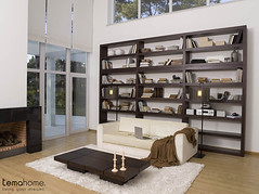 Denso Double Hights (TemaHome - Living Your Dreams) Tags: chocolate system modular tema denso estantes temahome sistemasmodulares