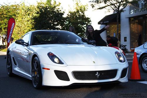 599 GTO.