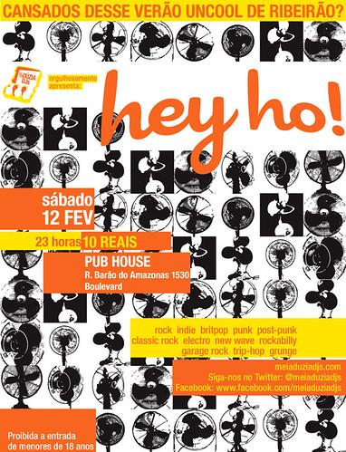 hey ho! 12 de fevereiro de 2011