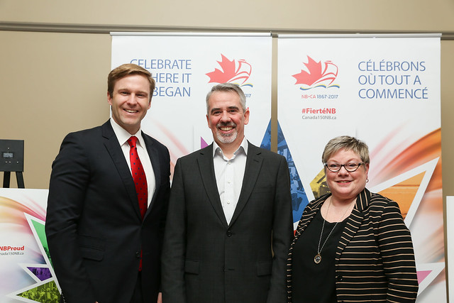 Edmundston to host official New Brunswick Day celebration / Edmundston accueillera la célébration officielle de la fête du Nouveau-Brunswick