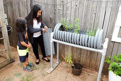Paula Photoshoot (4 of 48) (City of Austin Office of Sustainability) Tags: gardening netzero netzerohero austin austintexas organic composting family recycling reducereuserecycle