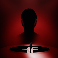 I n a d e q u a t e (Corinaldesi Roberto) Tags: facebook man solitude minimal social black noir times age conceptual ng