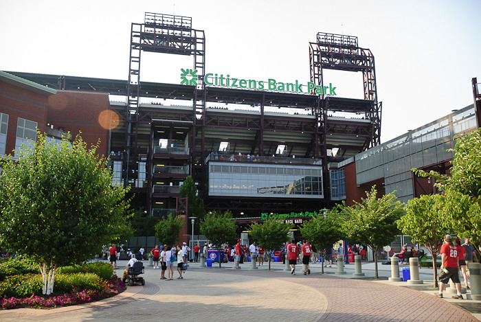 Citizens Bank Park, Philadelphia, PA