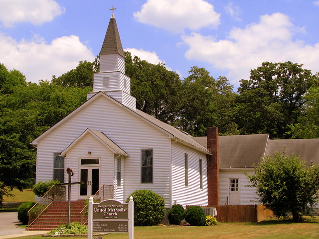Kingston Springs Methodist Church
