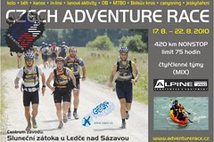 Czech Adventure Race 2010