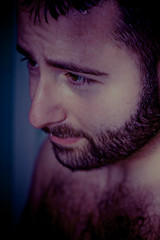 Iddu (ale2000) Tags: portrait people man male guy water face canon naked fur beard shower 50mm cub drops furry uomo f18 common acqua ritratto viso barba pelo giuseppe nudo gocce beppe faccia showering doccia commonpeople uommo d450 aledigangicom