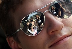 shades (lauriemonica) Tags: me sunglasses amy ken joe nephew kelly unionstationworcester welovereflections onlymyflickrfriendsunderstandme oneofthefirstthingsinoticedfromtheday joesshades