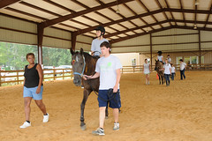 Dressage show (Montgomery Area Nontraditional Equestrians (MANE)) Tags: al mane pikeroad
