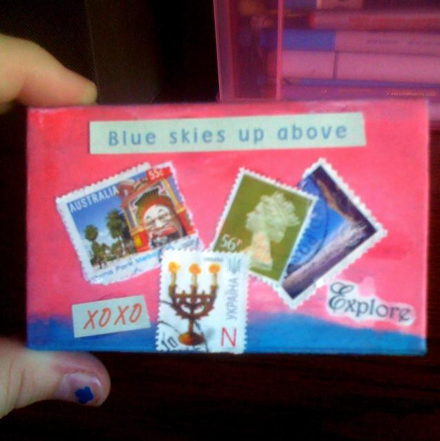 Stamp Box 1