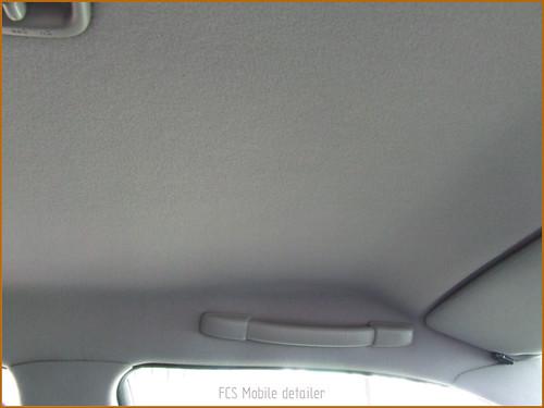 Detallado interior integral Lexus IS200-10