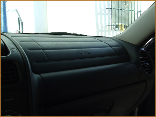 Detallado interior integral Lexus IS200-23