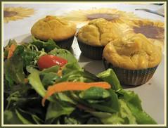 Apricot & Chicken Muffins