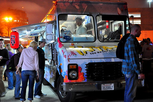 Yatta Truck - Los Angeles